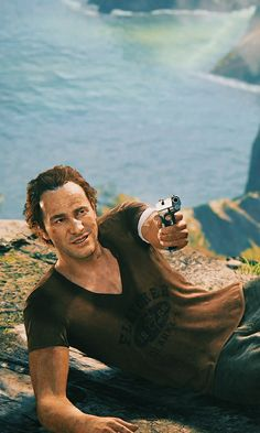 Sam, Uncharted 4: A Thief's End
