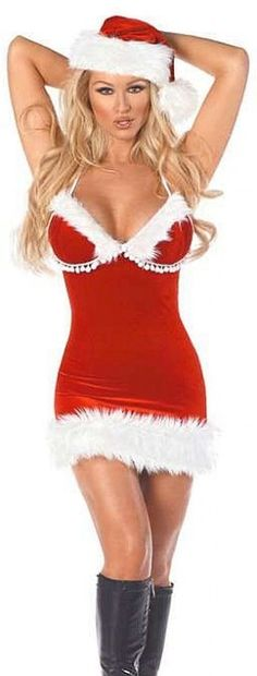 Sexy Christmas Costumes - Mrs Claus Costumes and More!