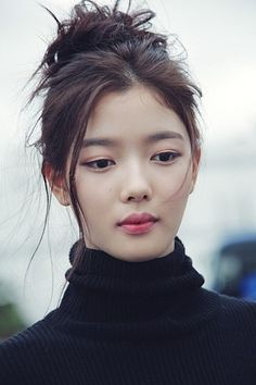 Kim Yoo-jung - Coolest South Korean Actress Image Galleries in 2020 Korean Beauty, Asian Beauty, Asian Woman, Asian Girl, Kim You Jung, Korean Celebrities, Korean Model, Korean Actresses, Up Styles