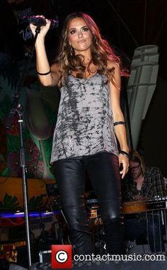 Jana Kramer is an American actress and country music singer.