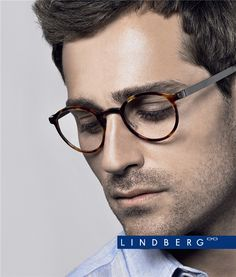 6e64b66677c9 Contacts and Specs sells LINDBERG glasses frames at our Logan Square and  Lakeview locations. Try on LINDBERG frames in store - find directions.