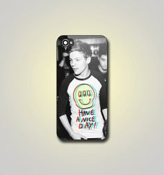 Louis Tomlinson One Direction  Plastic Print Custom  by SevenIcons, $14.00