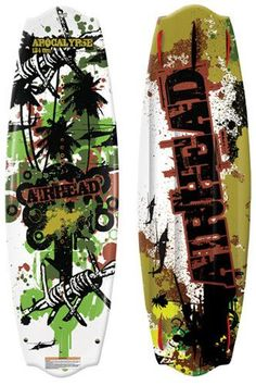 Air Head AHW-4010 Apocalypse Wakeboard