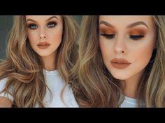 Morphe 35O Matte & Shimmer Palette Tutorial! - YouTube