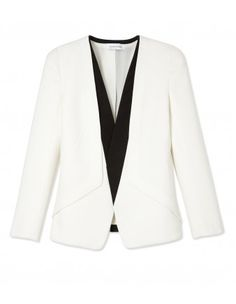 Narciso Rodriguez Tailored Wool Crepe Jacket