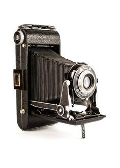 Art Deco Vintage Kodak Camera, Eastman Kodak Senior Six-16 Folding Camera by NostalgicWarehouse on Etsy https://www.etsy.com/listing/192927156/art-deco-vintage-kodak-camera-eastman