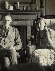 T. S. Eliot & Virginia Woolf