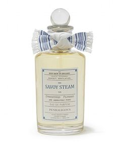 Penhaligon& Unisex fragrances Savoy Steam Eau de Parfum Spray 100 ml Fresco, Baies Roses, Cosmetics & Perfume, Best Bath, New Fragrances, Parfum Spray, Sprays, Perfume Bottles, Pure Products