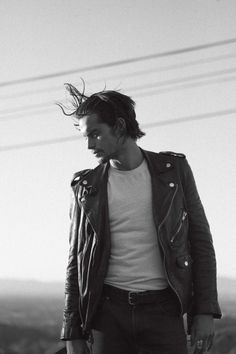 Skateboarder Dylan Rieder Poses for New Images in So It Goes Magazine