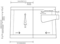 Casaco DROPS tricotado no sentido do comprimento, com 2 fios Alpaca. Do S ao XXXL. DROPS design: Modelo n° Z-526