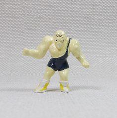 Dragon Ball Z - Micro Figure - 1  Tall - 1989 B.S.S.T.A (1)