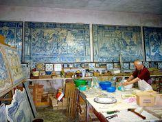portugal mosaic artist.