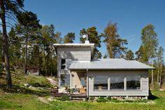 Keltainen talo rannalla: Kodit Tanskasta, Ruotsista ja Kreikasta