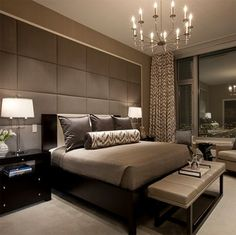 Modern master bedroom designs 2018 modern bedroom designs setting up contemporary bedroom decorating ideas contemporary bedroom Elegant Bedroom, Home Bedroom, Bedroom Hotel, Luxurious Bedrooms, Bedroom Trends, Home Decor, Hotel Style Bedroom, Modern Bedroom, Dream Master Bedroom