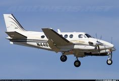 Beech C90A King Air aircraft picture