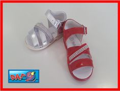 SANDALIAS BEBE BRILLANTITOS