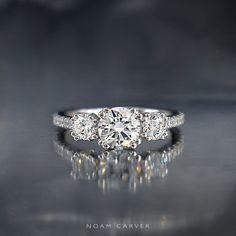 Stunning stone engagement rings 24