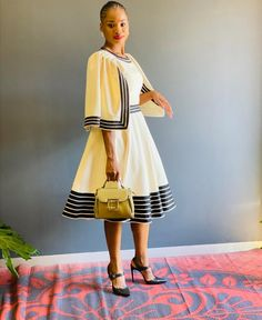 Xhosa Attire, African Attire, African Wear, African Women, Latest African Fashion Dresses, African Print Dresses, African Print Fashion, African Dress, Zulu Traditional Wedding Dresses