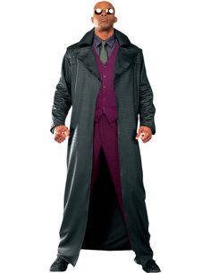 Official Matrix Morpheus Costume £28.99 : Get It On Fancy Dress Superstore, Fancy Dress & Accessories For The Whole Family. http://www.getiton-fancydress.co.uk/tvmusicfilm/vintagetvfilm/officialmatrixmorpheuscostume#.UzyPoKKNJ0o