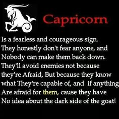 Capricorn- so true Zodiac Capricorn, All About Capricorn, Capricorn Quotes, Zodiac Signs Capricorn, Capricorn And Aquarius, My Zodiac Sign, Zodiac Quotes, Zodiac Facts, Astrology Signs