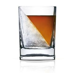 Whiskey Wedge Glass and Ice Mould: Image 01