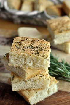Rosemary Parmesan Focaccia | The Candid Appetite