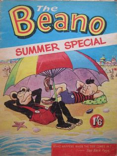 The Beano Summer Special - 1964