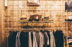 Interior design. Industrial furniture. #industrialdesign #texture #milakostore creative ideas. Concept store in #zarautz