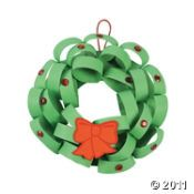 I do rings every year! So, this looks like those rubbery kind you can get at any craft store and decorate!