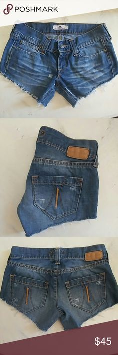Fornarina cut off shorts In very good condition cute shorts for the summer time homemade cut off shorts Fornarina Shorts Jean Shorts