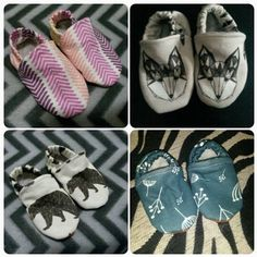 Soft soled baby shoes that aid in walking! Super cute designs with a vegan leather sole! Handmade Baby Items, Baby Feet, Cute Designs, My Sunshine, Vegan Leather, Organic Cotton, Baby Shoes, Walking, Super Cute