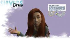 Custom CAS Trait: Good Sense of Humor at Drew Shivers via Sims 4 Updates  Check more at http://sims4updates.net/mods/custom-cas-trait-good-sense-of-humor-at-drew-shivers/