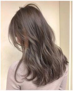 Cool Brown Hair, Light Ash Brown Hair, Ash Brown Hair Color, Brown Hair Shades, Medium Ash Brown Hair, Brown Hair Inspo, Hair Medium, Ash Hair Colors, Hair Colors