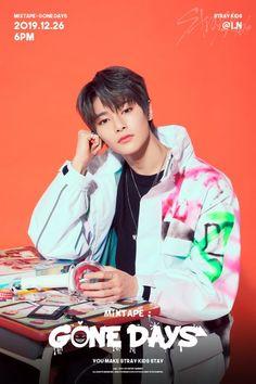 "Mixtape: ""Gone Day's"" - Teaser Images (Stray Kids) Mixtape, Jonghyun, Gone Days, Photos Hd, Baby Photos, Facts For Kids, Kids Wallpaper, Lee Know, Kpop Boy"