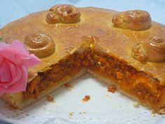 Empanada de carne y tomate Ana Sevilla con Thermomix