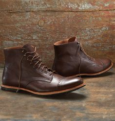 timberland leather boots men