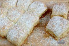 Honzíkovy buchty (vč. bezlepkové varianty) | Jíme rádi Sweet Recipes, Cake Recipes, Gluten Free, Sweets, Bread, Cheese, Health, Desserts, Food