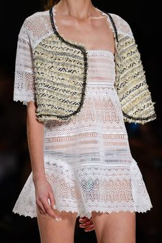 Custo Barcelona at New York Spring 2015 (Details)