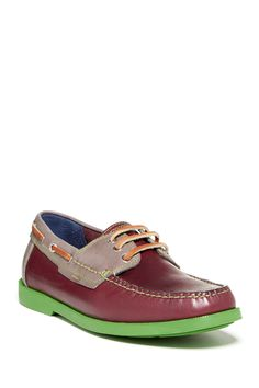 Fire Island Boat Shoe on HauteLook.......this is super cute altho I think its a male shoe