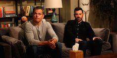 How Jimmy Kimmel Is Making Fun Of Matt Damon Before The Oscars Even Begin #FansnStars