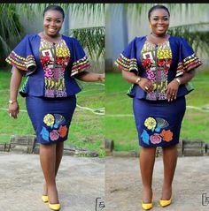 Here are wonderful and unique collection of 70 most creative and trendy ankara styles, ankara styles pictures 2018 just for you. Short African Dresses, Latest African Fashion Dresses, African Print Dresses, African Print Fashion, Ankara Rock, African Print Dress Designs, Ankara Designs, Ankara Stil, Trendy Ankara Styles