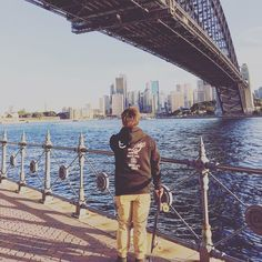 Exploring Sydney without a car  #skateboard #skateboarding #skating #fashion #stussy #sydney #australia #airjordan #sydneyharbourbridge #harbourbridge #lifestyle #explore #discover by my86la http://ift.tt/1NRMbNv