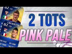 FIFA 14 TOTS IMMOBILE + TOTS LACAZETTE PINK PALE !! FIFA 14 2 TOTS PINK ...