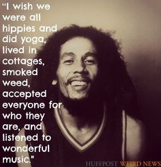 Mellow out and celebrate Happy birthday of Bob Marley, Man!
