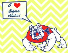 Sigma Alpha, Alpha Phi Chapter by Molly Lass