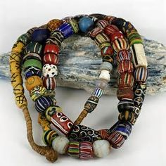 African Trade Beads From Private Collections - Yahoo Image Search Results