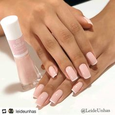 18 - 2019 - 2020 most beautiful nail models - 1 period nail designs. Nail beauty is one of the sine qua non for women. Glam Nails, Diy Nails, Beauty Nails, Cute Nails, Pretty Nails, French Manicure Acrylic Nails, French Tip Nails, Manicure And Pedicure, Perfect Nails