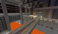 """""""Really cool minecraft base"""" OH GOD WHAT IF WE MADE OUR FACTION SERVER BASE LIKE THIS CRIES -kobiee"""