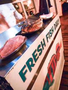 Fresh Fish Friday at Tukka