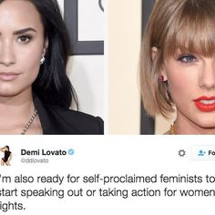 Demi Lovato's Tweetstorm About Kesha and Feminism May Have Included A...